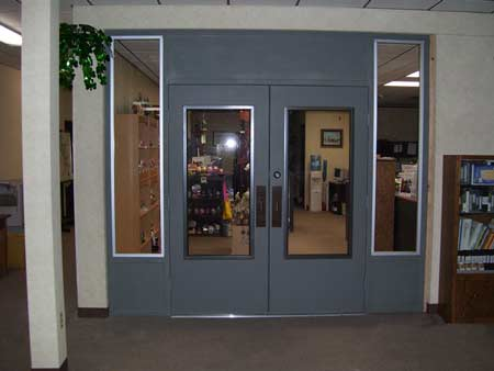 Pemko Commercial Products & Chicago Commercial Doors / Steel Security Doors / Frames