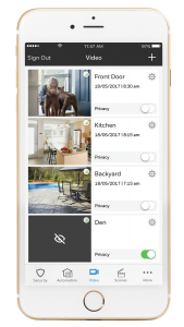 Honeywell Total Connect-Home Security App-Home Automation in Chicago
