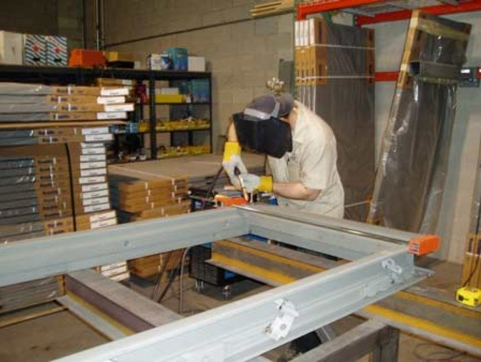 Commercial Doors & Frames in Elk Grove Village IL