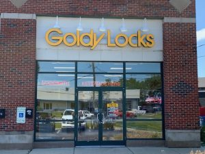 Goldy Locks Downers Grove Outside - Front Door - Entrance