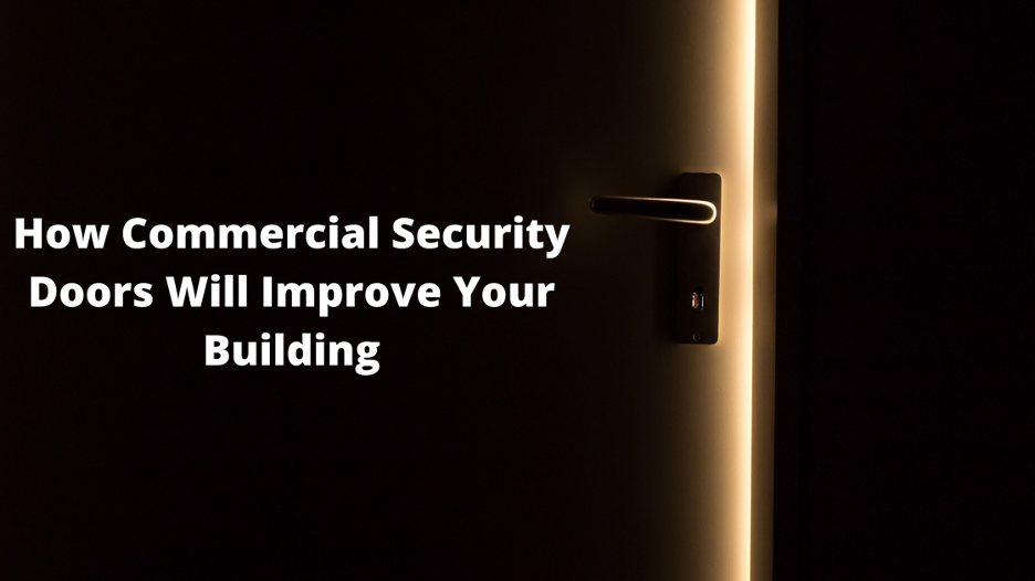commercial security doors & hardware in Chicagoland