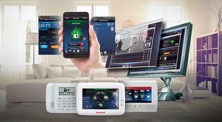 Honeywell Total Connect Application Products & Installations in Chicago IL