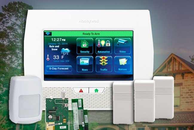 Honeywell Lynx Touch 7000 Control Systems - Chicago Security & Home Automation
