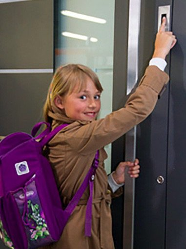 Keyless Entry for Schools in Chicago